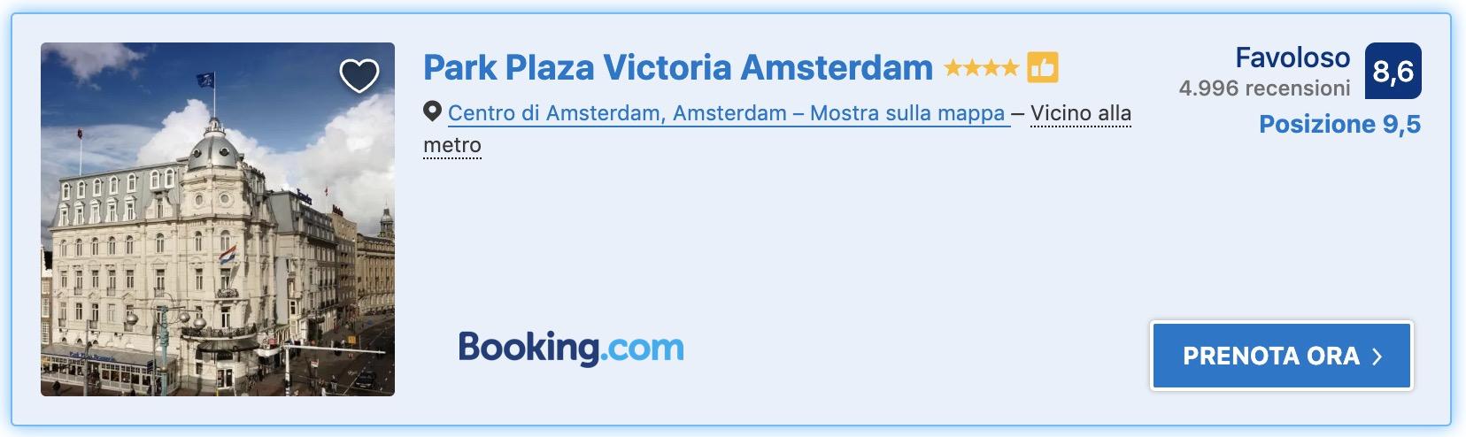 Amsterdam dove dormire: i quartieri migliori dove alloggiare