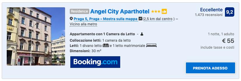 appartamenti Praga