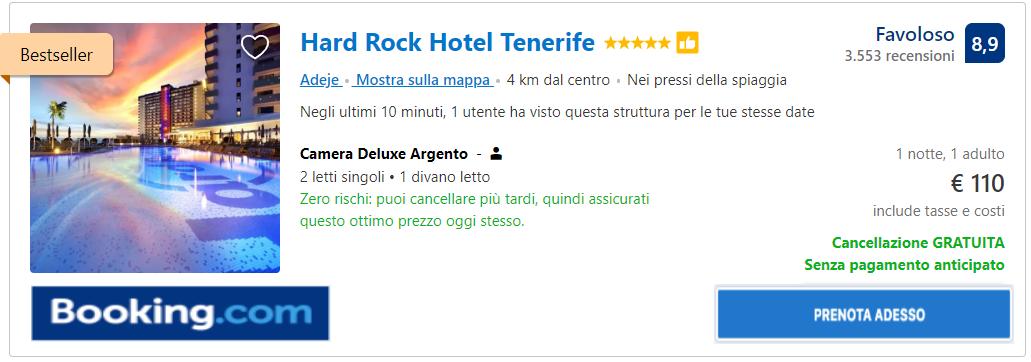 Hotel Costa Adeje