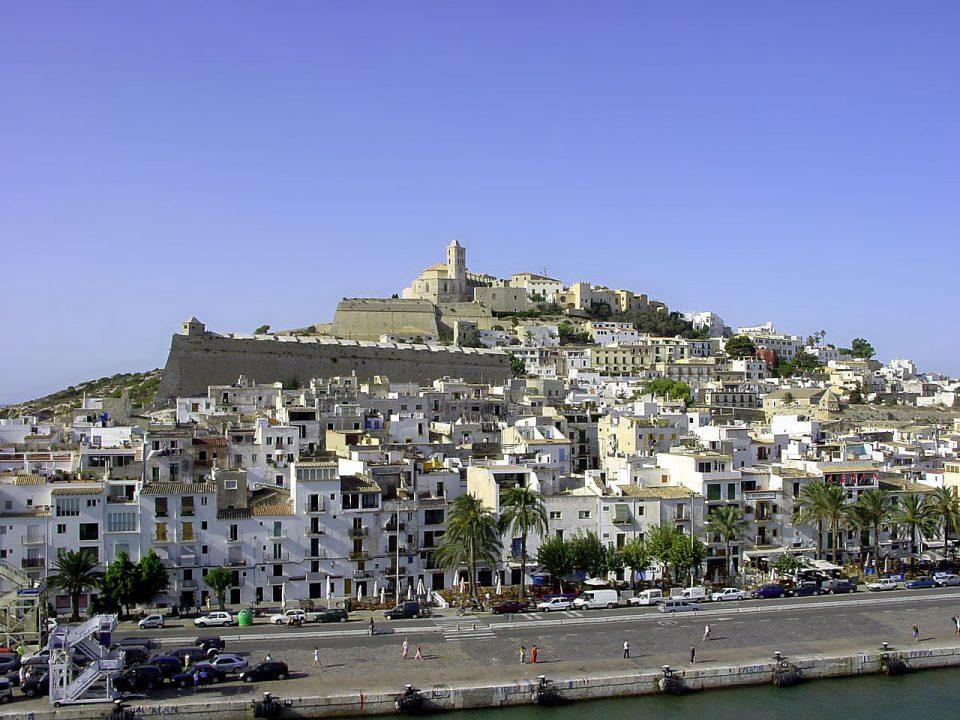 Ibiza centro storico