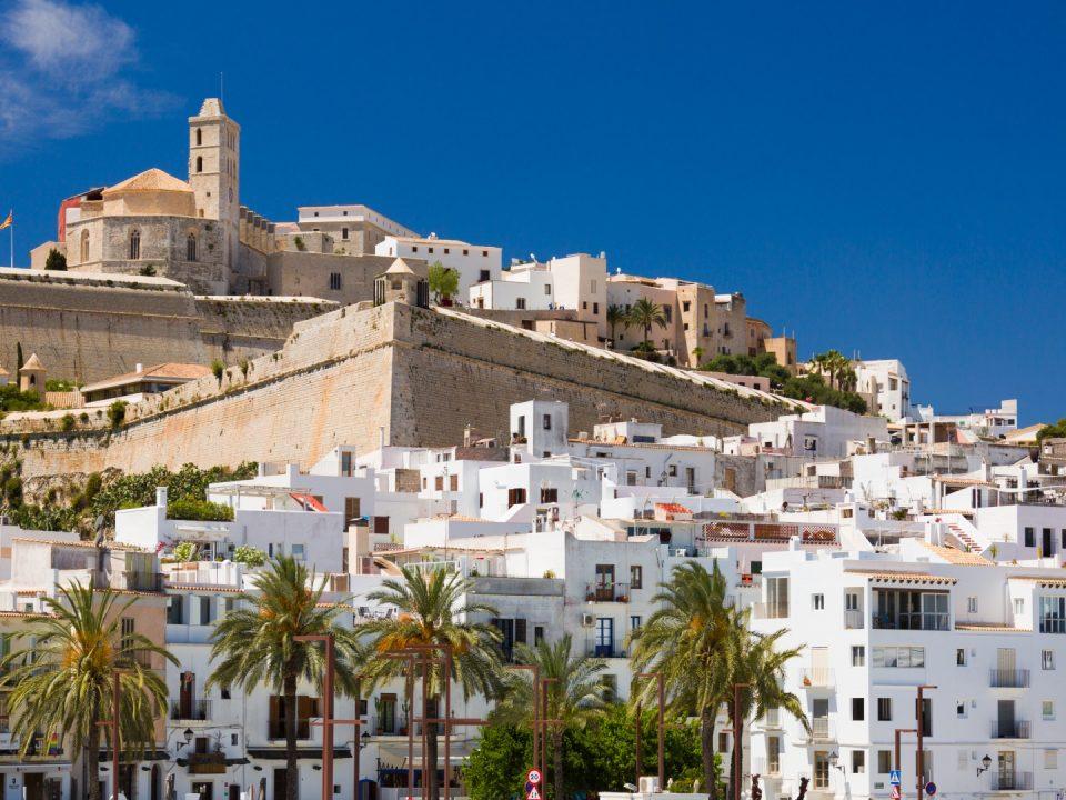 Ibiza città alta