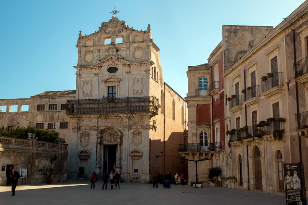 chiesa santa lucia alla badia siracusa