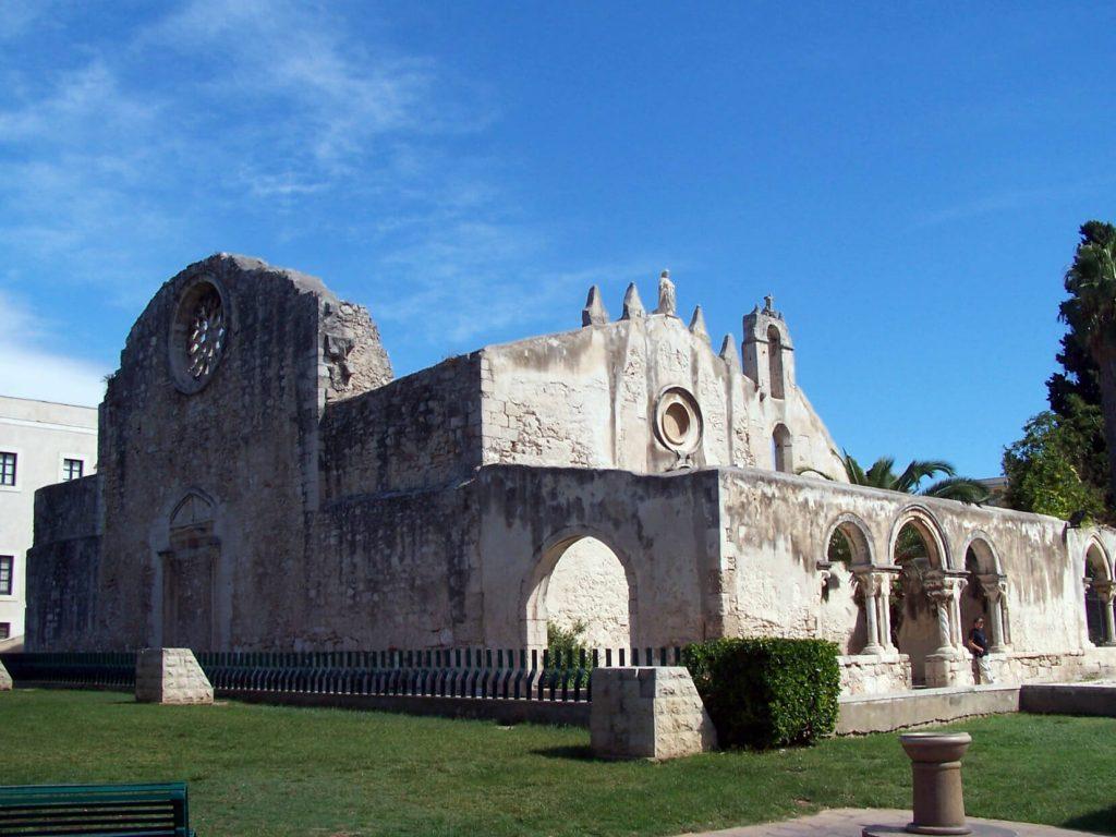 chiesa san giovanni siracusa